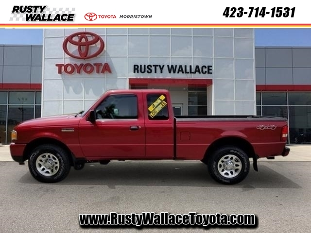 Pre-Owned 2011 Ford Ranger XLT Super Cab 4x4 5 Speed