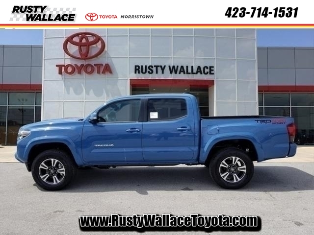 New 2019 Toyota Tacoma TRD Sport Double Cab Pickup