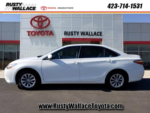 Certified Pre-Owned 2017 Toyota Camry