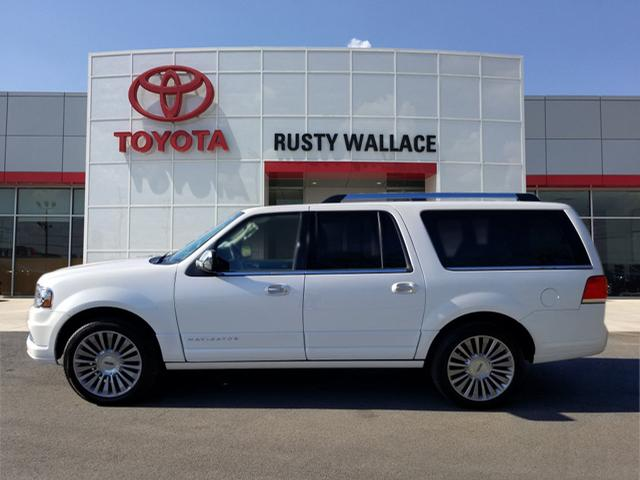 Pre-Owned 2015 Lincoln Navigator L L 4x4