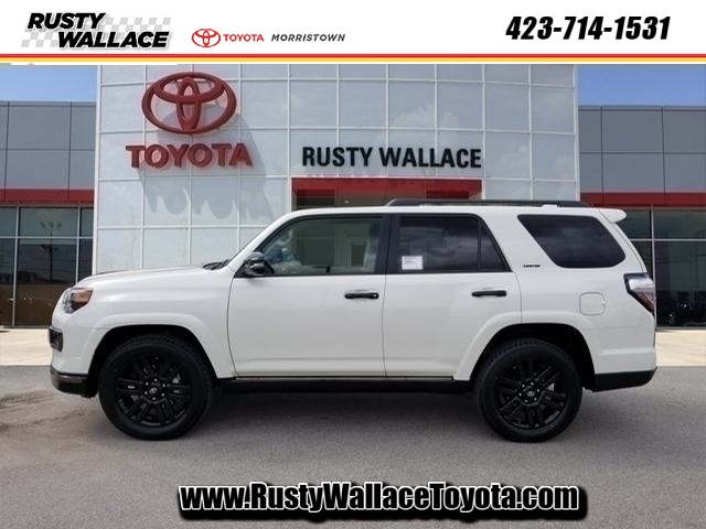New 2019 Toyota 4Runner Limited Night Shade