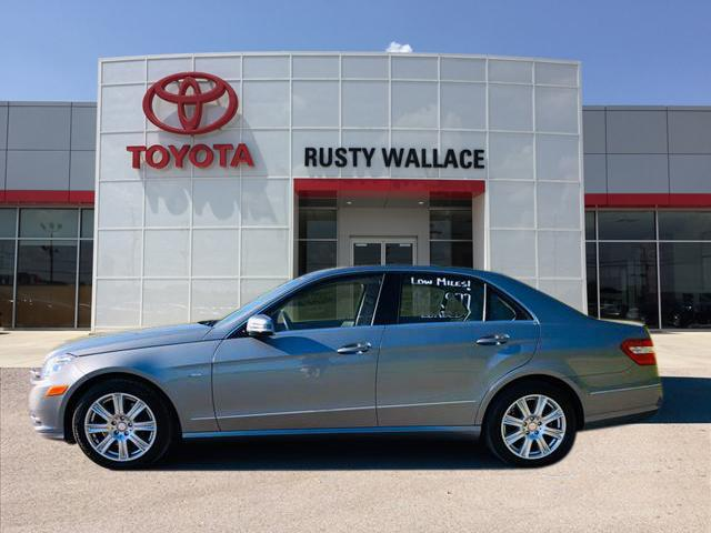 Pre-Owned 2012 Mercedes-Benz E-Class E 350 BlueTEC® Luxury