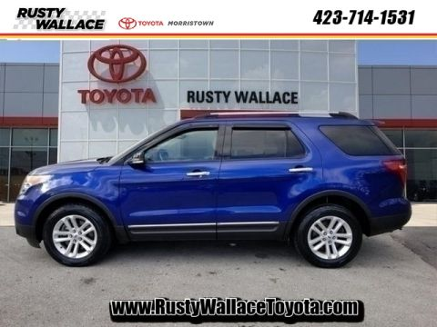 Pre-Owned 2015 Ford Explorer XLT 4x4 w/ navigation