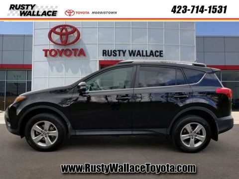 Certified Pre-Owned 2015 Toyota RAV4 XLE FWD 4dr SUV
