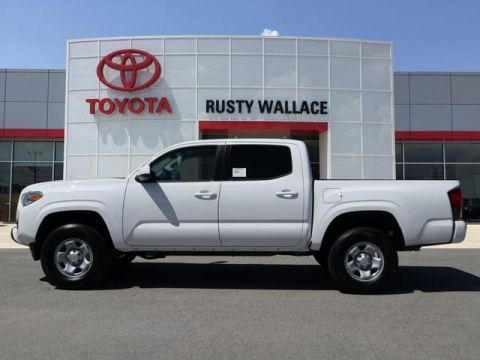 New Toyota Tacomas For Sale in Morristown, TN | Rusty