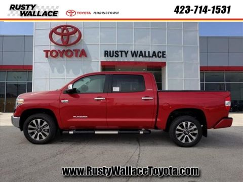 New 2019 Toyota Tundra Limited CrewMax Cab Pickup