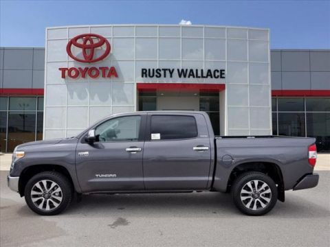 New Toyota Tundras For Sale in Morristown | Rusty Wallace Toyota