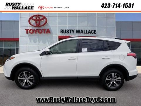 New 2018 Toyota RAV4 XLE FWD XLE 4dr SUV